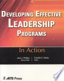 Effective Leadership Programs