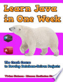 Learn Java In One Week