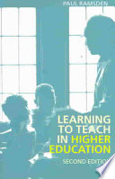 illustration Learning to Teach in Higher Education