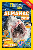 Nat Geo Kids Almanac 2018  International Edition