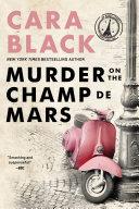 Murder on the Champ de Mars Of Parisian P I Aimee Leduc S