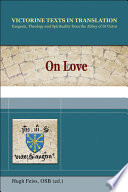 On Love Pdf/ePub eBook