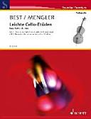 Leichte Cello-Etüden
