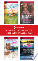 Harlequin Kimani Romance January 2016 Box Set
