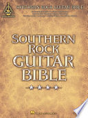 Southern Rock Guitar Bible  Songbook