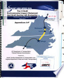 Southeast High Speed Rail  Richmond  VA  to Raleigh  NC