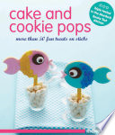 Cake   Cookie Pops
