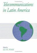 Telecommunications in Latin America
