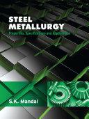 download ebook steel metallurgy pdf epub