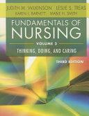 Fundamentals of Nursing   Vol 2