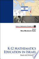 K 12 Mathematics Education In Israel  Issues And Innovations