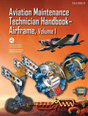Aviation Maintenance Technician Handbook Airframe