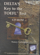Delta s Key to the TOEFL   Test