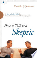 How to Talk to a Skeptic