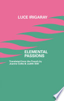 Elemental Passions Taylor Francis An Informa Company