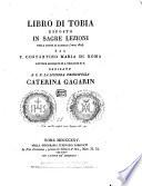 Libro di Tobia