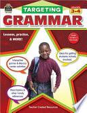 Targeting Grammar Grades 3 4