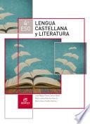 Lengua castellana y Literatura 4   ESO  LOMCE  2016
