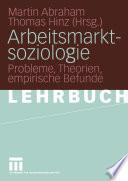 Arbeitsmarktsoziologie