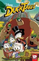 download ebook ducktales, vol. 3: quests and quacks pdf epub