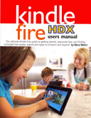 Kindle Fire Hdx Users Manual