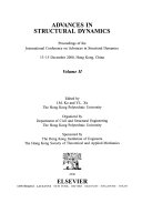 Advances In Structural Dynamics book