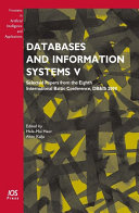 Databases and Information Systems V