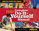 Complete Do It Yourself Manual