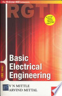Basic Electrical Engineering  Be 104
