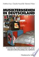 Musikfernsehen in Deutschland