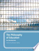 The Philosophy of Education  An Introduction