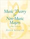 Music Theory for Non music Majors
