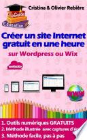eGuide Education  Cr  er un site Internet gratuit en une heure