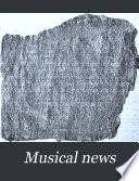 Musical News