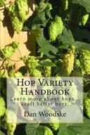 Hop Variety Handbook