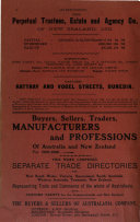 Wise's New Zealand Post Office Directory