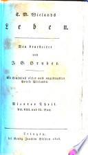 VII  VIII  und IX  Buch