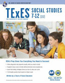 TExES Social Studies 7 12  232  Book   Online