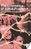 Economics of Social Problems