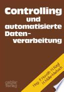 Controlling und automatisierte Datenverarbeitung