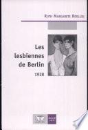 Les Lesbiennes de Berlin, 1928