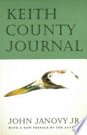 Keith County Journal book