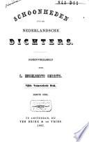Schoonheden uit de Nederlandsche dichters