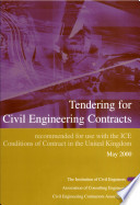 Tendering for Civil Engineering Contracts