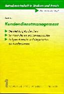 Kundendienstmanagement