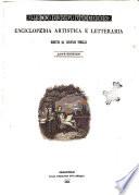 L    omnibus pittoresco enciclopedia letteraria ed artistica con figure incise in rame