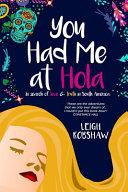 You Had Me at Hola Book PDF