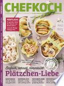 Chefkoch 12 2019 Pl Tzchen Liebe