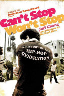 Can T Stop Won T Stop : history of the end of...