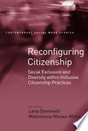Reconfiguring Citizenship